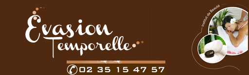 Evasion Temporelle -Insitut de beauté à  Saint-Leger du Bourg Denis